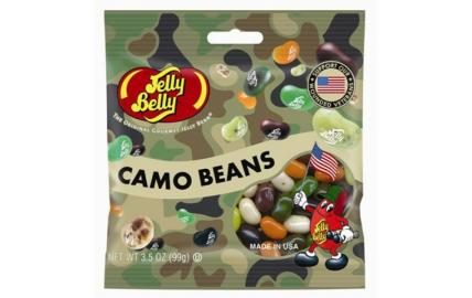Jelly Belly Camo Beans (Камуфляж) 99гр